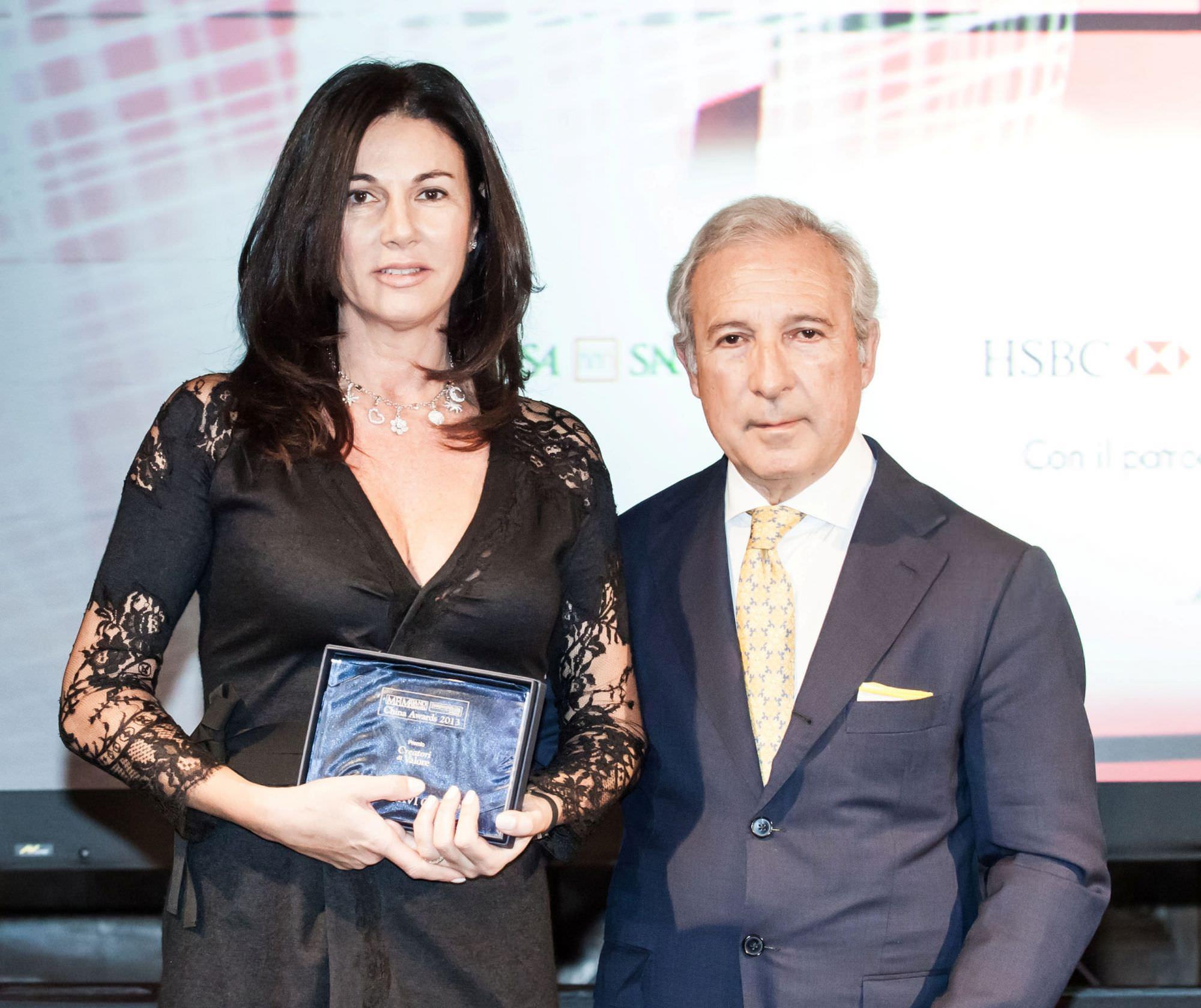 Perini Navi Group premiato ai China Awards