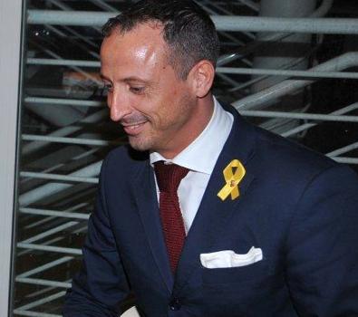 Tanti auguri a Alessandro Santini