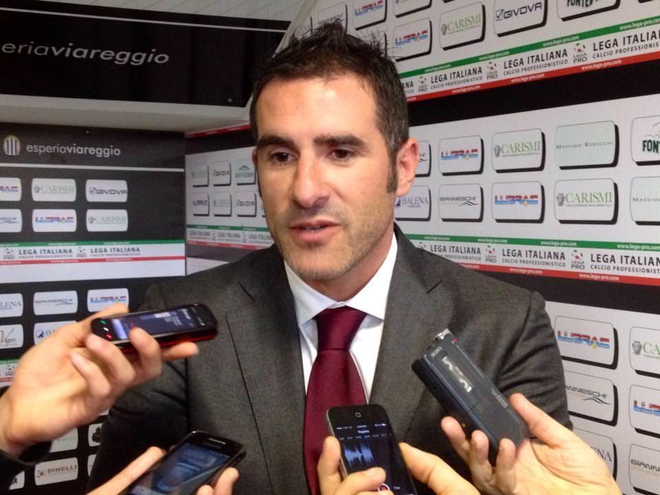 """Lucarelli: """"Serve più cinismo. Importante non aver subito gol"""""""