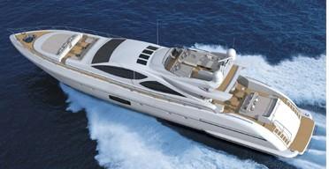 Varato Mangusta 110, il nuovissimo modello di Overmarine Group