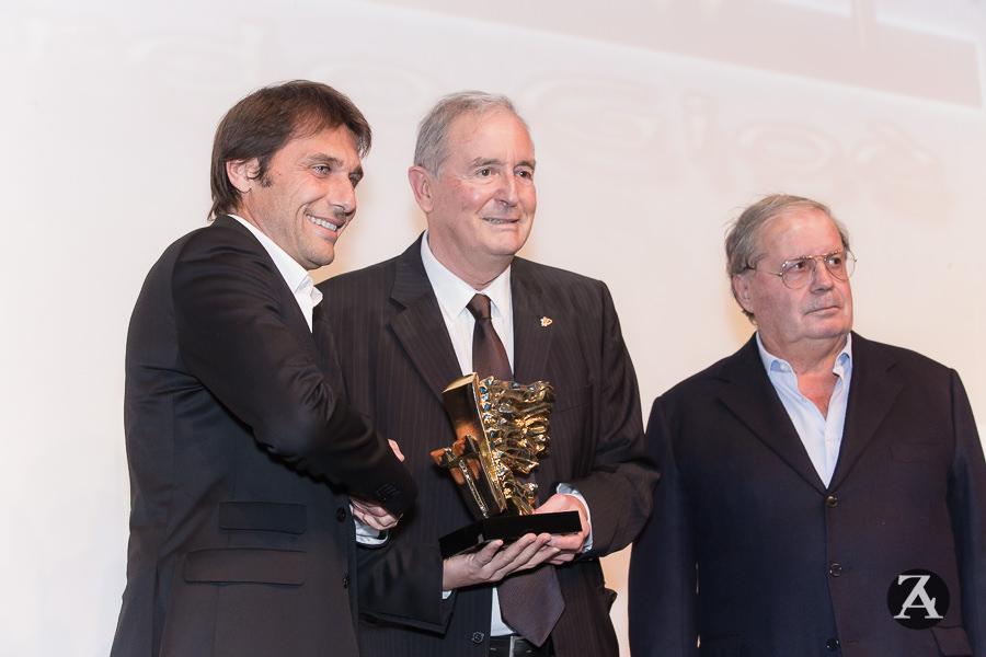 29° Premio Viareggio Sport, tripudio al Principe di Piemonte. E non solo per Conte