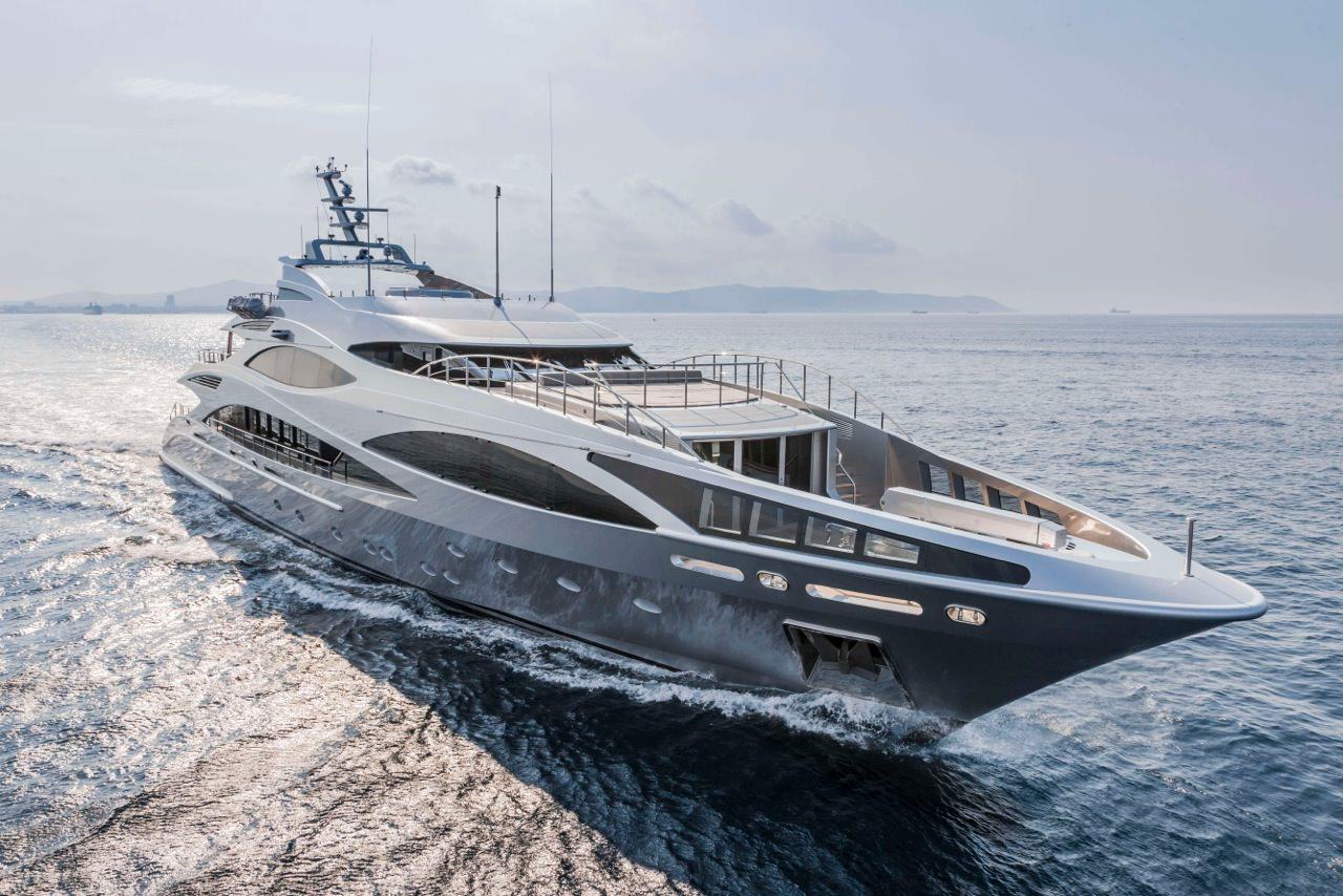 Benetti presenta Pantera, il nuovo yacht di 47 metri