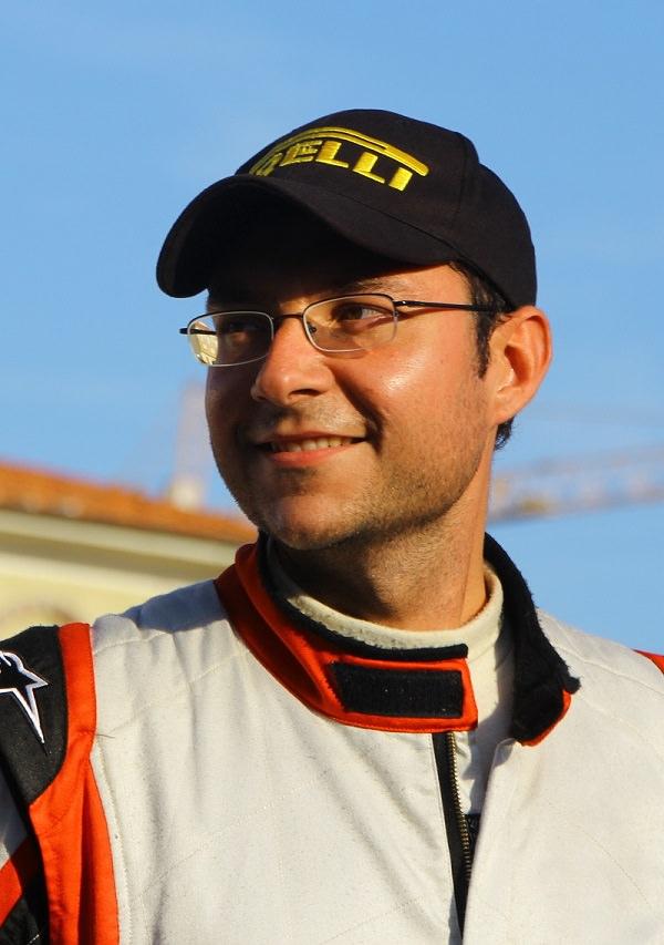 Marco Biagi trionfa tra i co-piloti nel Trofeo Rally Automobile Club Lucca