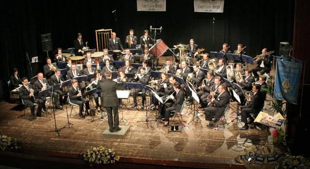 Tornano i grandi concerti estivi della Filarmonica di Capezzano Monte