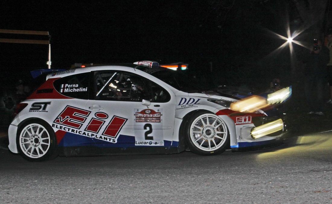 """Rally, Rudy Michelini chiude la stagione al """"Ciocchetto"""""""