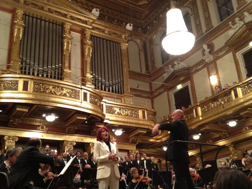 Successo a Vienna per il Coro Puccini