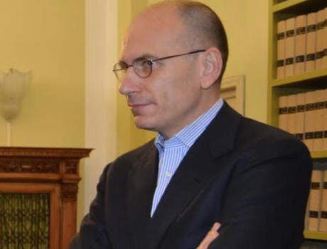L'Onorevole Buratti a sostegno della candidatura di Enrico Letta