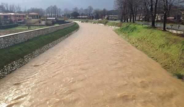 """""""25 milioni di euro per mettere in sicurezza i corsi d'acqua potrebbero non bastare"""""""