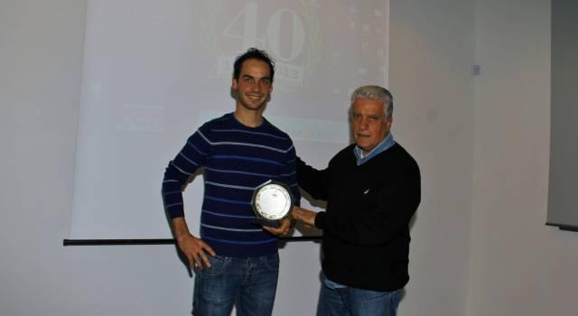 Massarosa premia il suo campione sulle due ruote: Deny Philippaerts