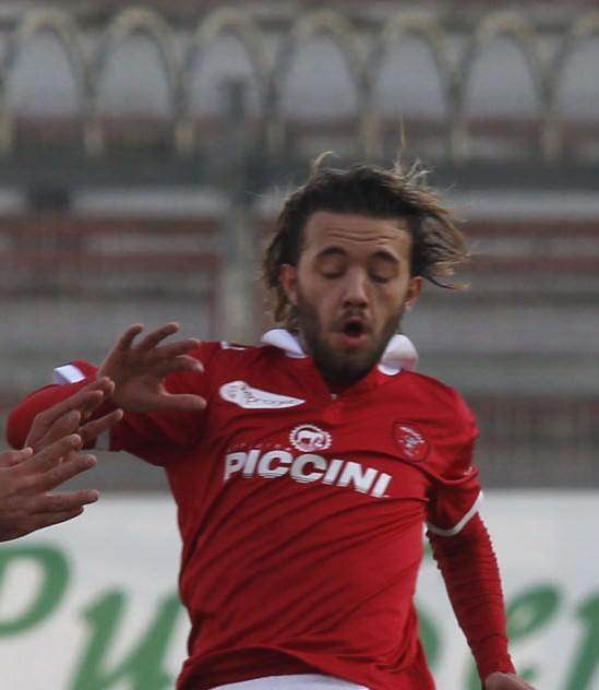 Chi è Domenico Mungo, il nuovo centrocampista del Viareggio