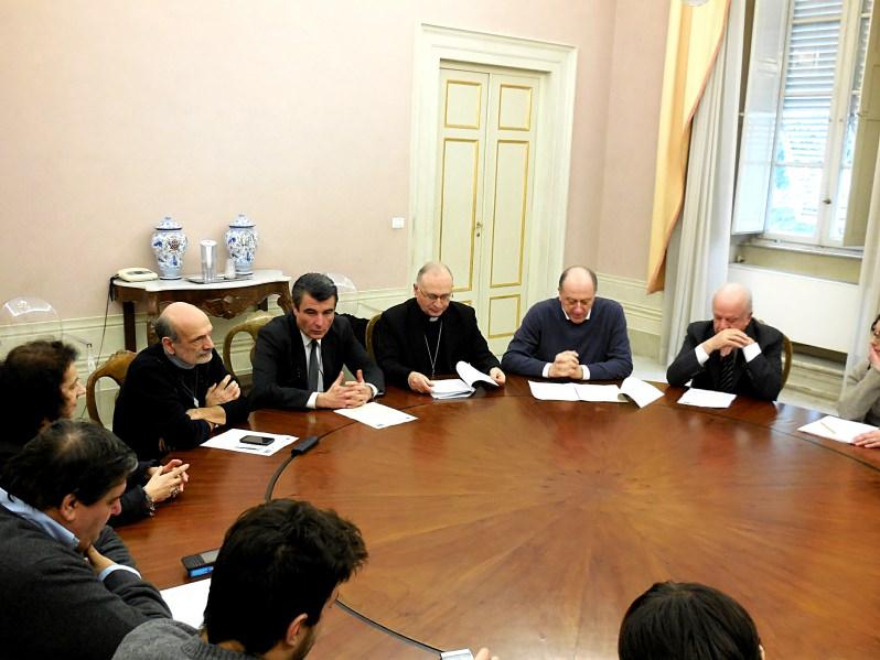 Lavoro e inclusione sociale. Presentato il progetto di Provincia, Comune, Fondazione CrLucca e Caritas