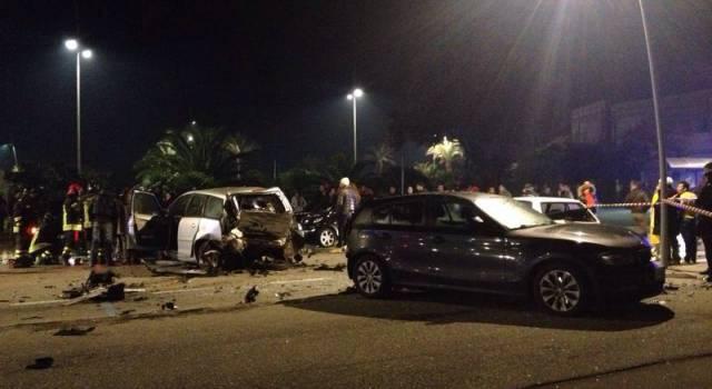 Maxi-incidente di Capodanno a Lido, cinque feriti