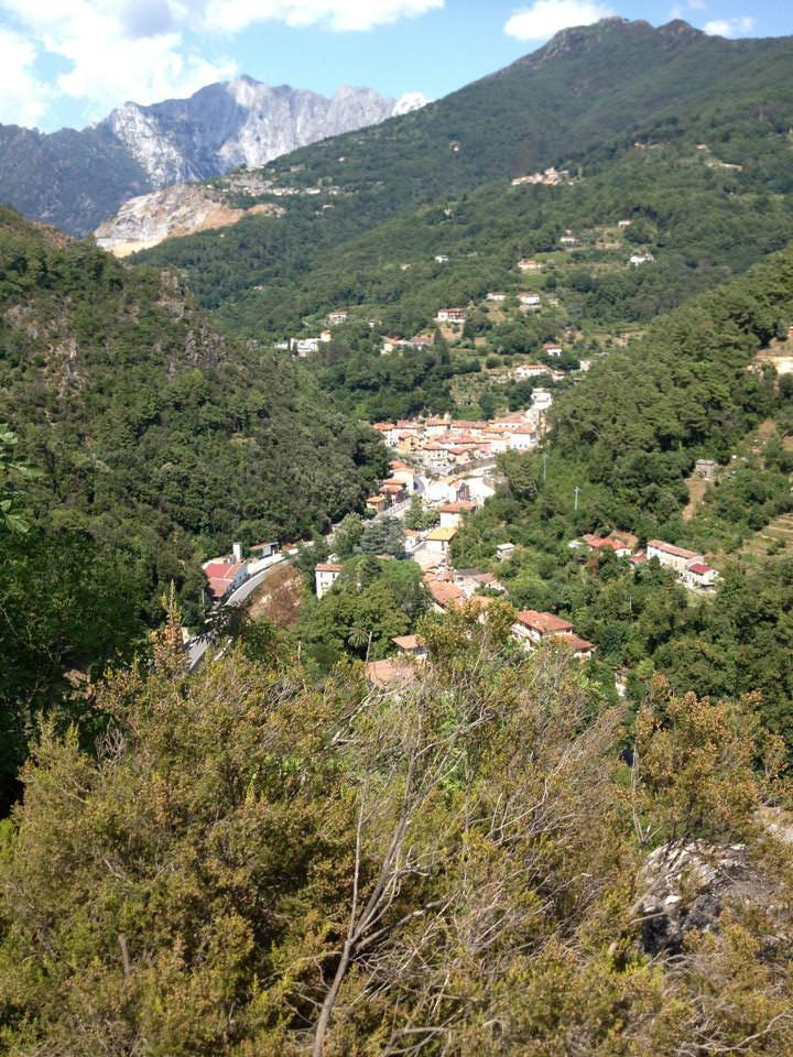 Sicurezza stradale e dei versanti montani: 75.000 euro di lavori a Seravezza
