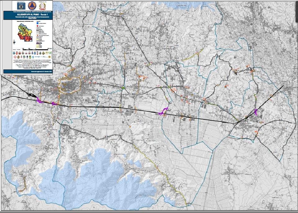 Viabilità più sicura grazie al piano provinciale di emergenza contro neve e gelo