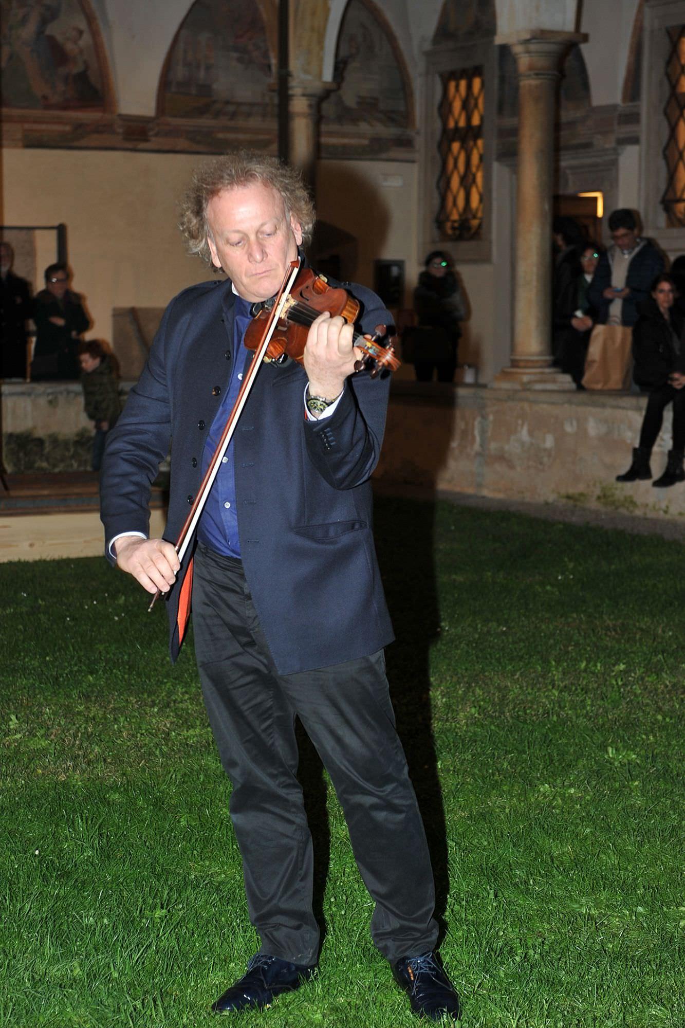 Michael Guttman, nuovo cittadino onorario di Pietrasanta