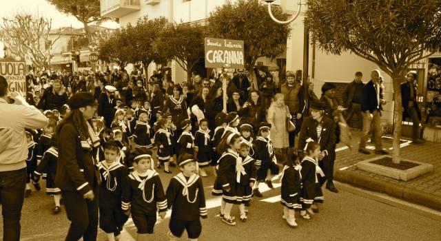 Carneval Fortebambino 2018, un programma ricco di novità