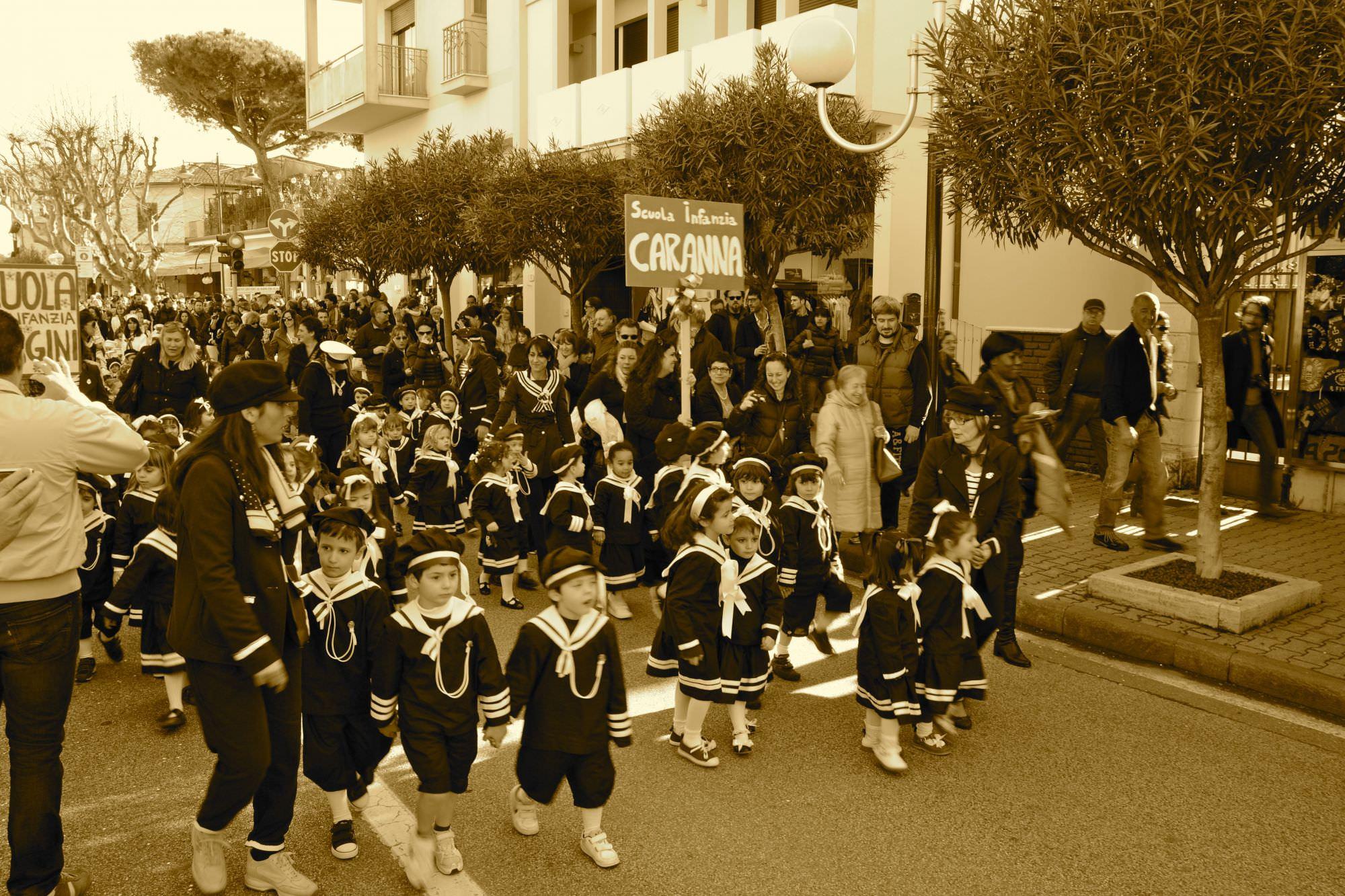 Rinviato il Carneval Fortebambino per maltempo