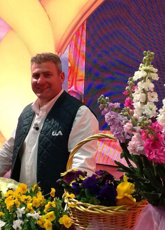 Daniele Diridoni nuovo coordinatore di zona degli agricoltori di Cia Versilia