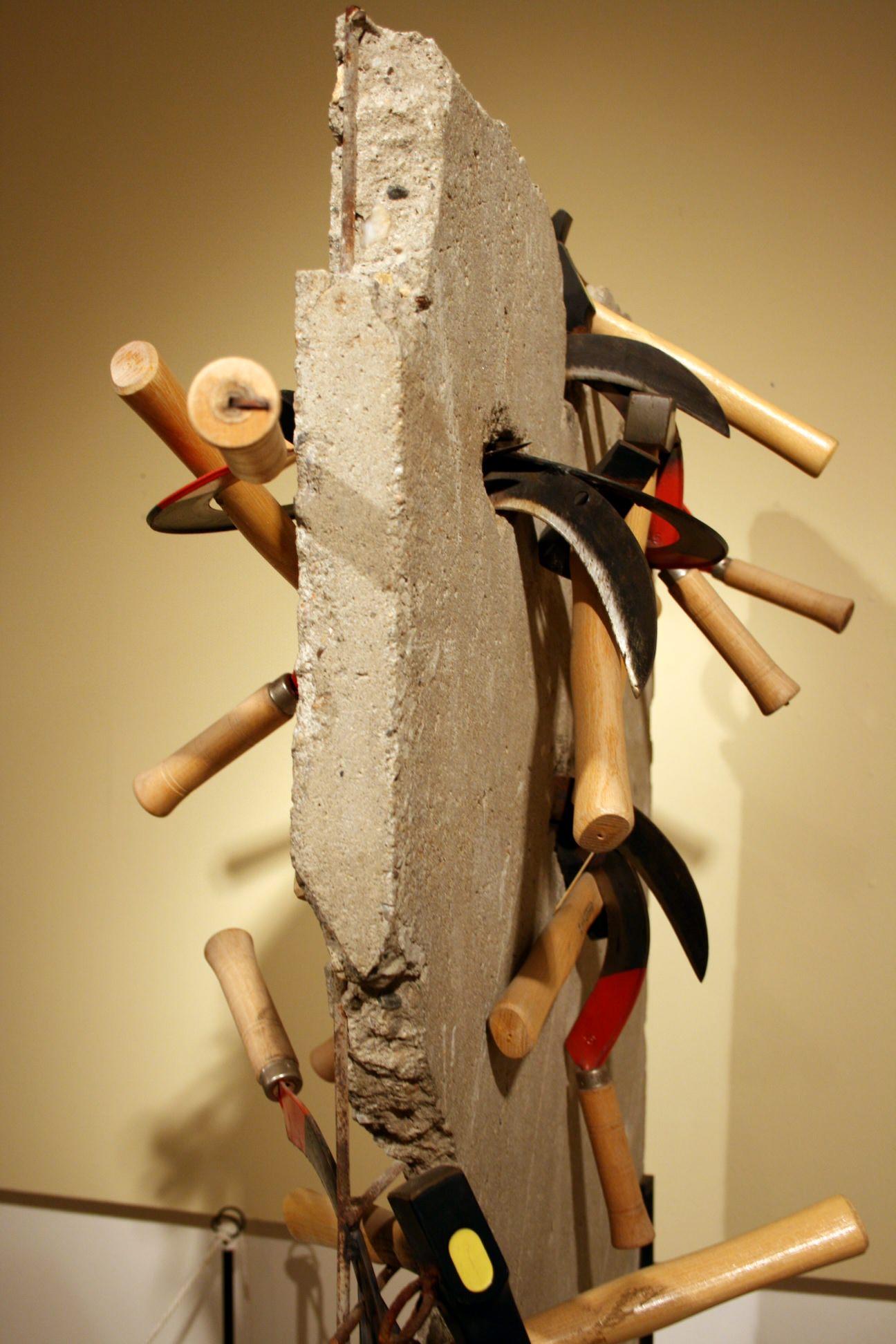 Con Philippe Daverio si è aperta la mostra sul Muro di Berlino
