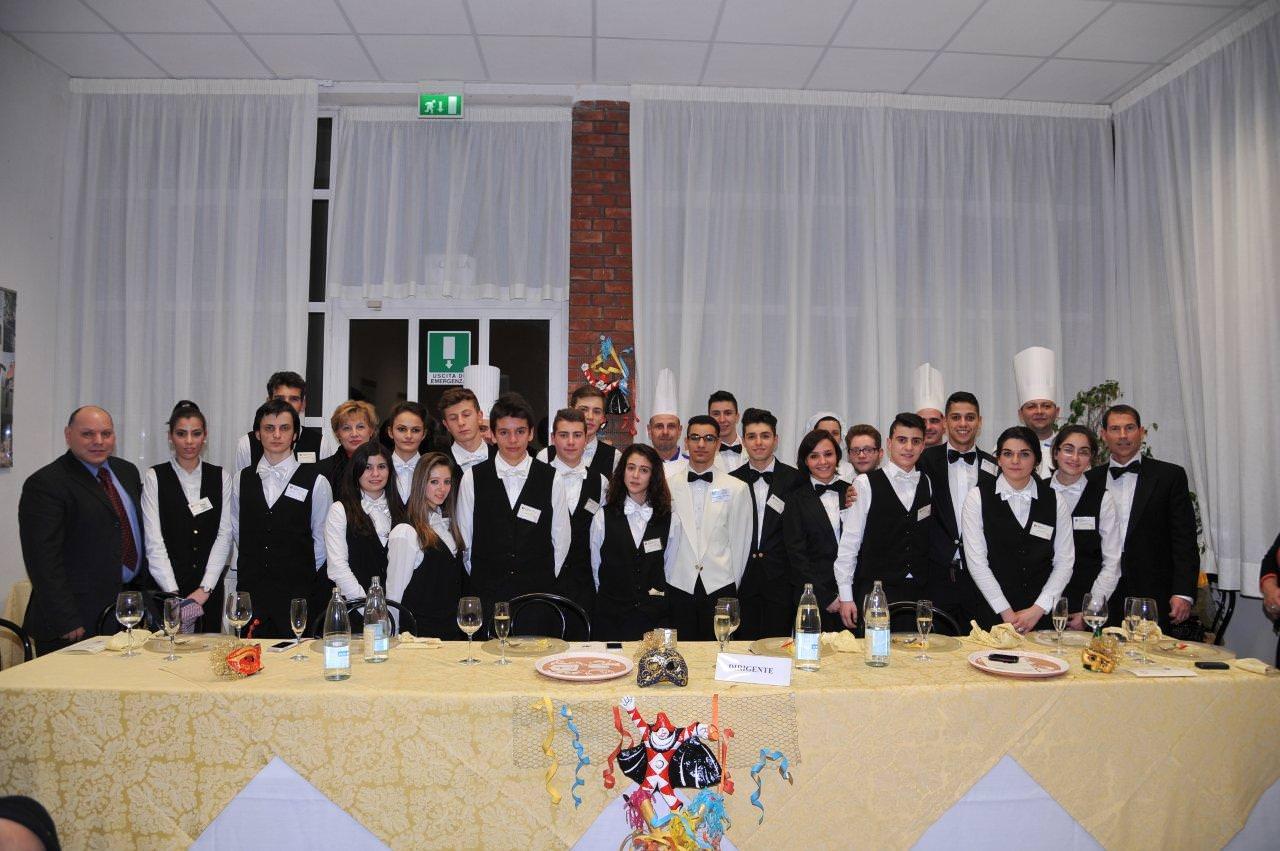 All'Istituto Marconi cena di gala con l'Equipe di Alta Cucina della Toscana