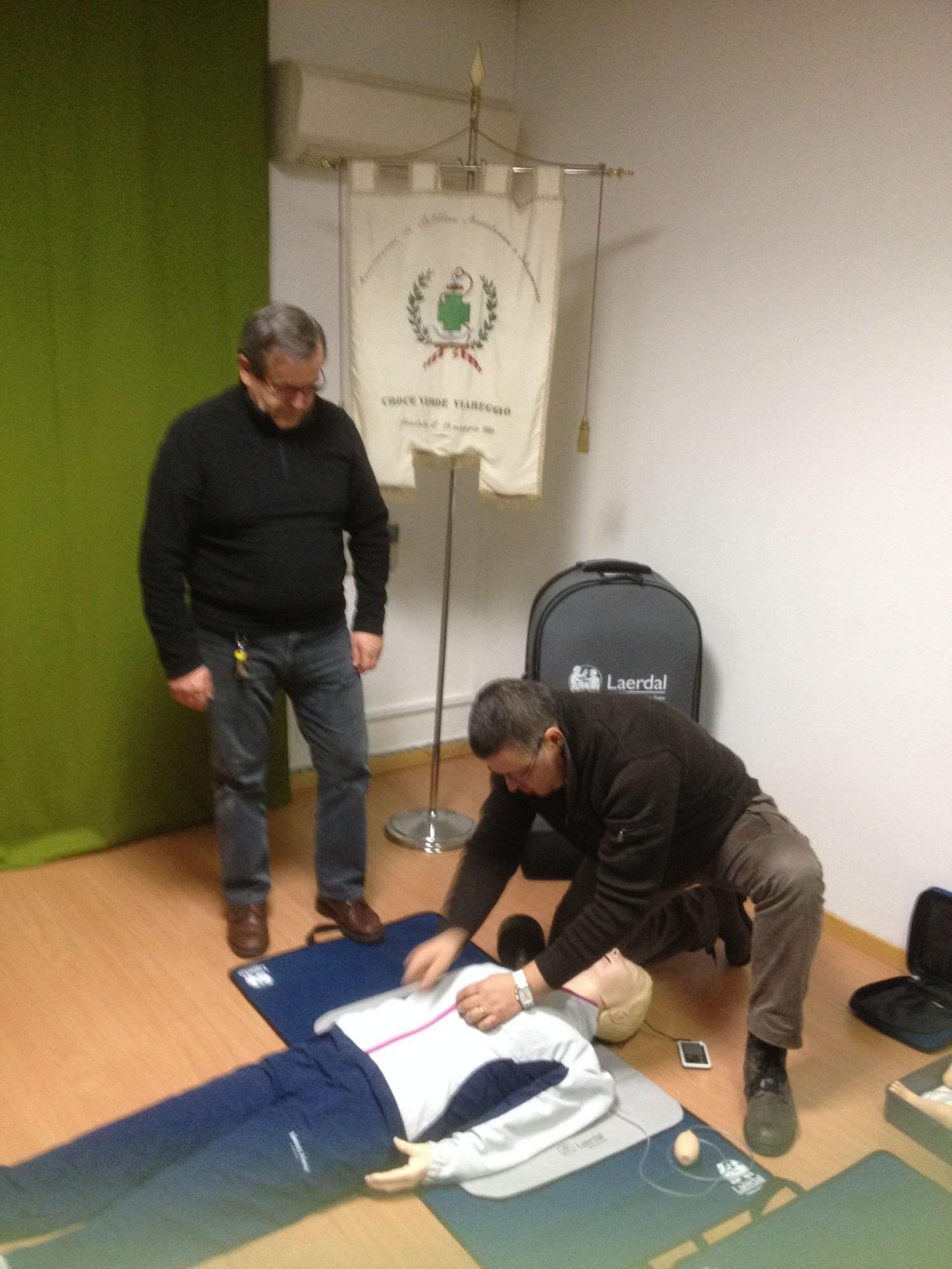 Donazione dalla Fosber spa alla Croce Verde di nuove attrezzature