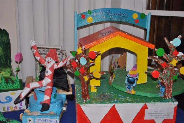 Successo al Centro Congressi per il Carnival Party. Giochi e divertimento per il Giovedì Grasso dei bambini