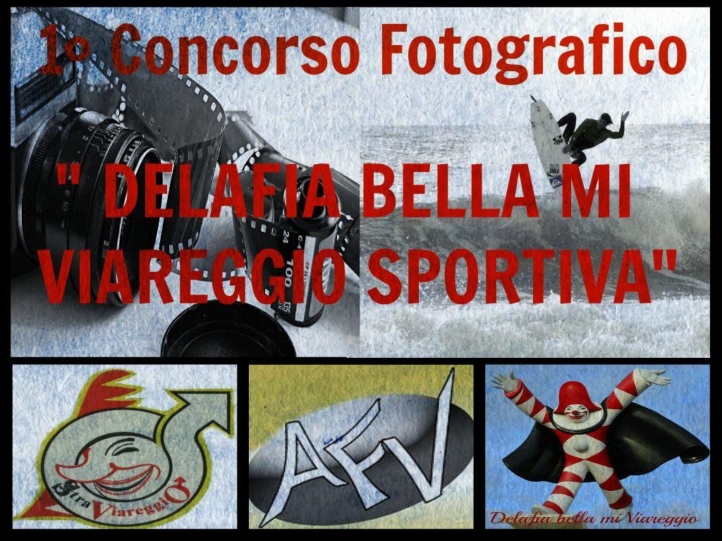 CONCORSO FOTO DELAFIA BELLA MIA VIAREGGIO SPORTIVA