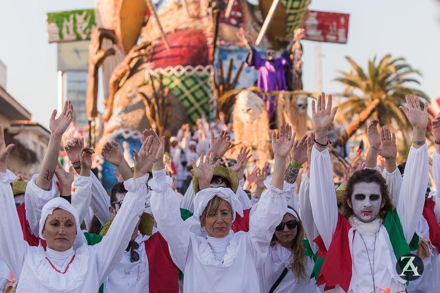 """""""Il Carnevale di Viareggio non affonda, ora la politica faccia davvero gioco di squadra"""""""
