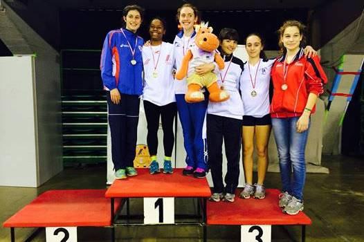 Due ori per l'Atletica Massarosa ai campionati toscani indoor