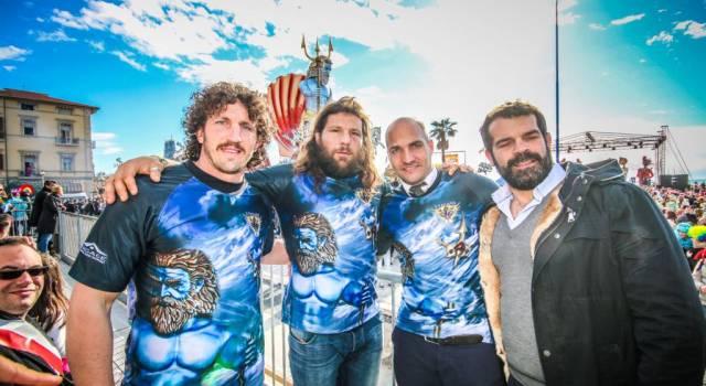 Titani, il primo stage di rugby col campione Mauro Bergamasco