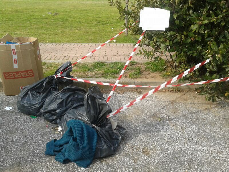 Pericolo amianto alla Migliarina. Le proteste dei residenti