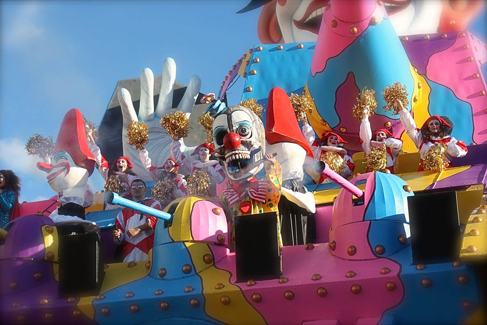 """""""La Regione Toscana si impegnerà a trovare risorse per il Carnevale di Viareggio"""""""