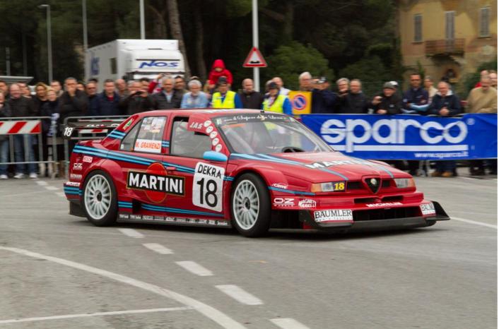 Grande successo di pubblico per l'Italian Historic Cars a Camaiore