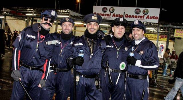 Carnevale, spazzamento e polizia municipale gratis per corsi e rioni