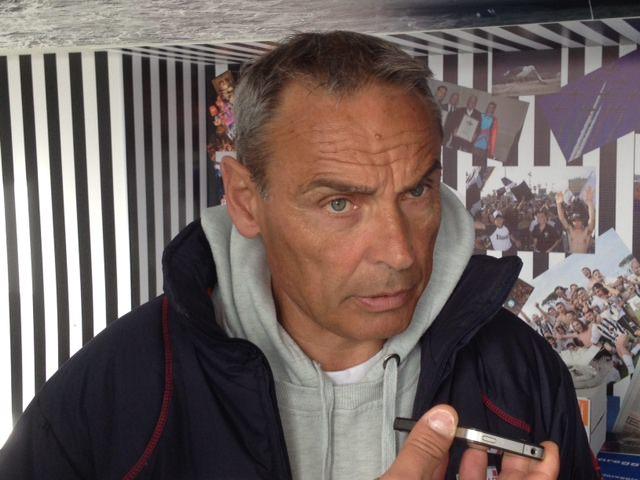 """Orlandi: """"Ai miei giocatori niente da rimproverare. A Viareggio partita brutta e nervosa"""""""