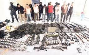 Messico, la guerra invisibile. Storie, cifre e affari dei cartelli criminali narcotrafficanti al Liceo Michelangelo