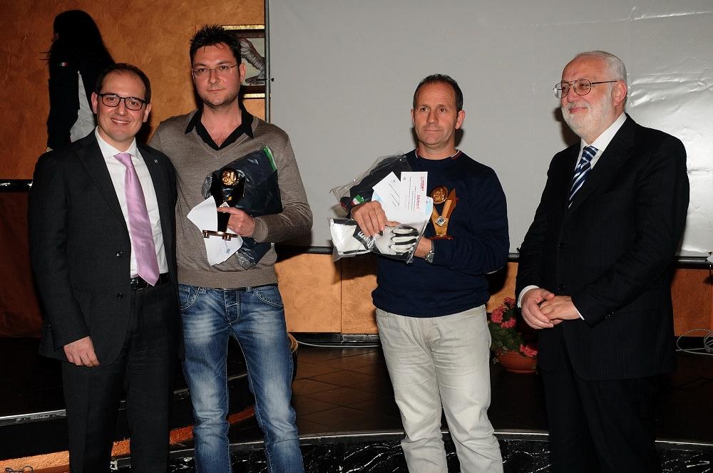 Premiati i vincitori del Trofeo Rally Automobile Club Lucca 2013