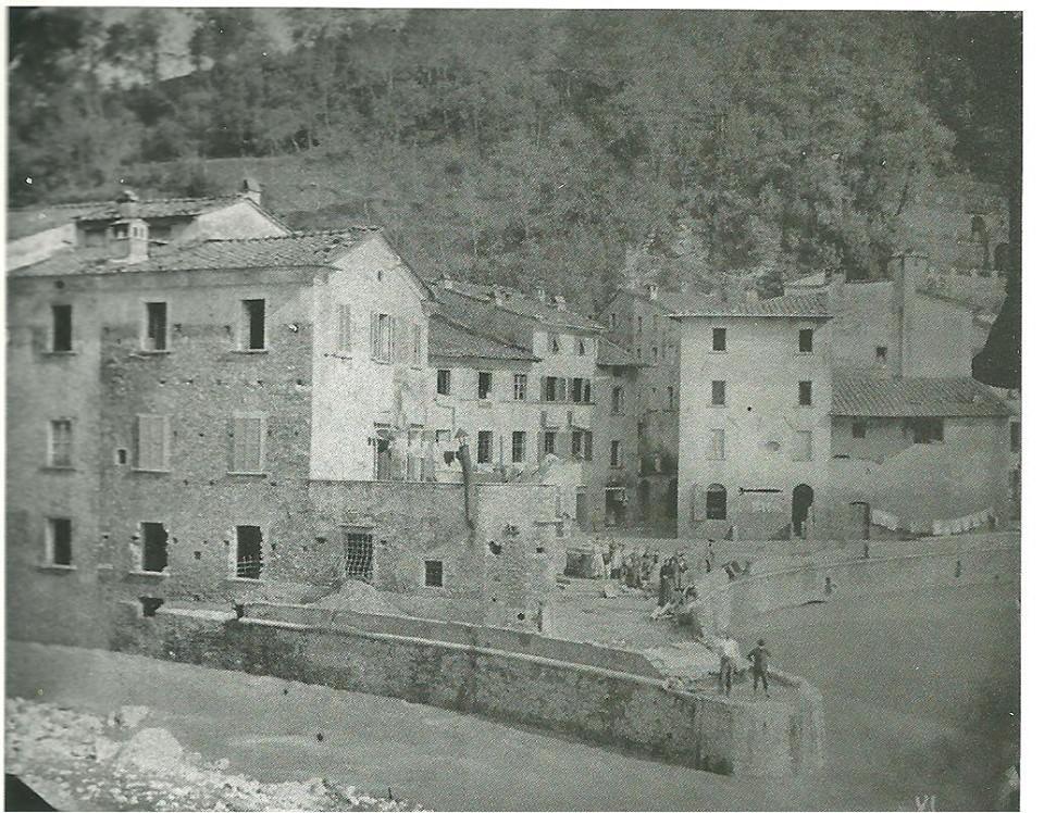 La piena del 1885 a Seravezza. A Spasso con Galatea