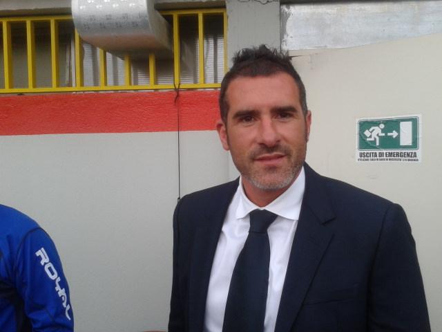 L'ex tecnico del Viareggio Lucarelli esonerato dalla Pistoiese