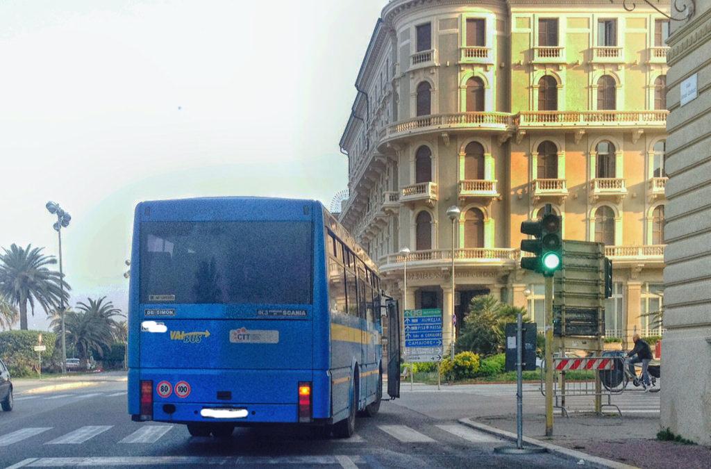 Trasporti, prolungata a metà settembre la linea 472 Massarosa-Viareggio-Pietrasanta