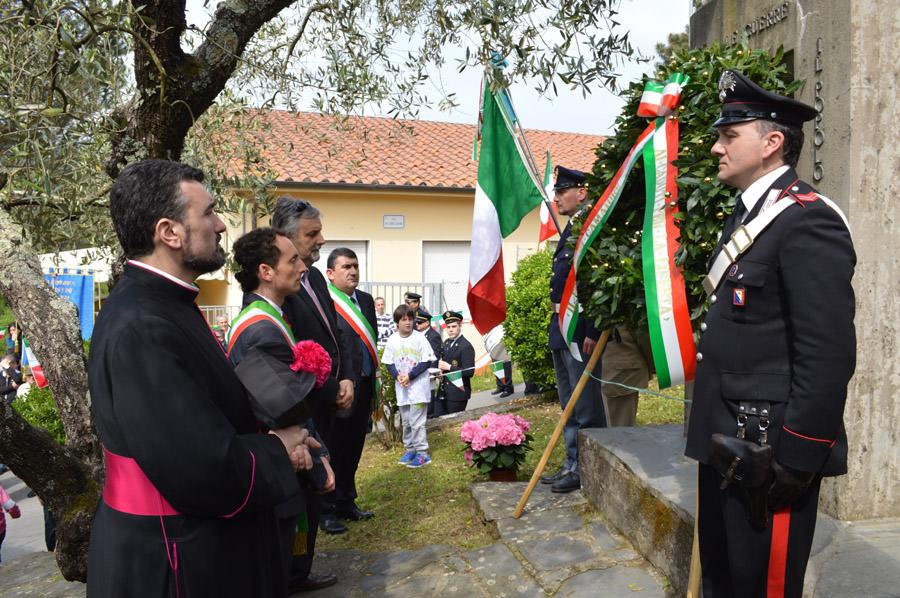 25 aprile a Marignana, il programma