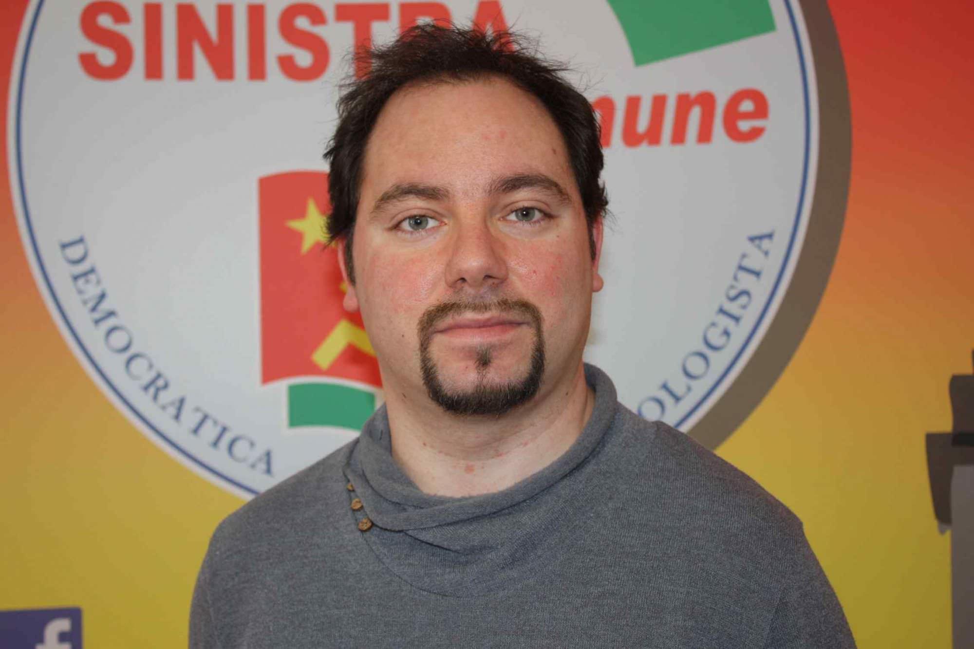"""Manuel Santini: """"Ecco perchè votare Sinistra Comune"""""""