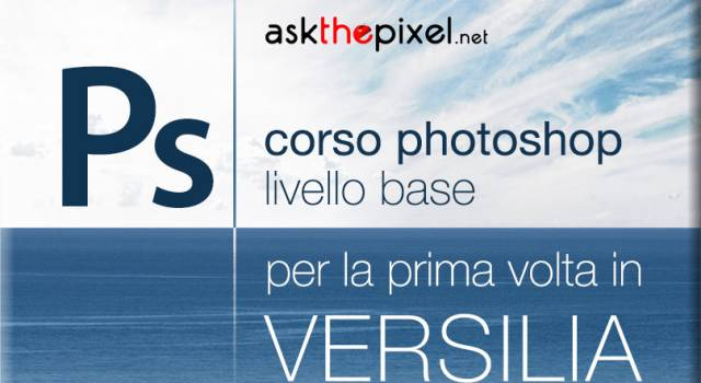 Corso di base di Photoshop a Massarosa