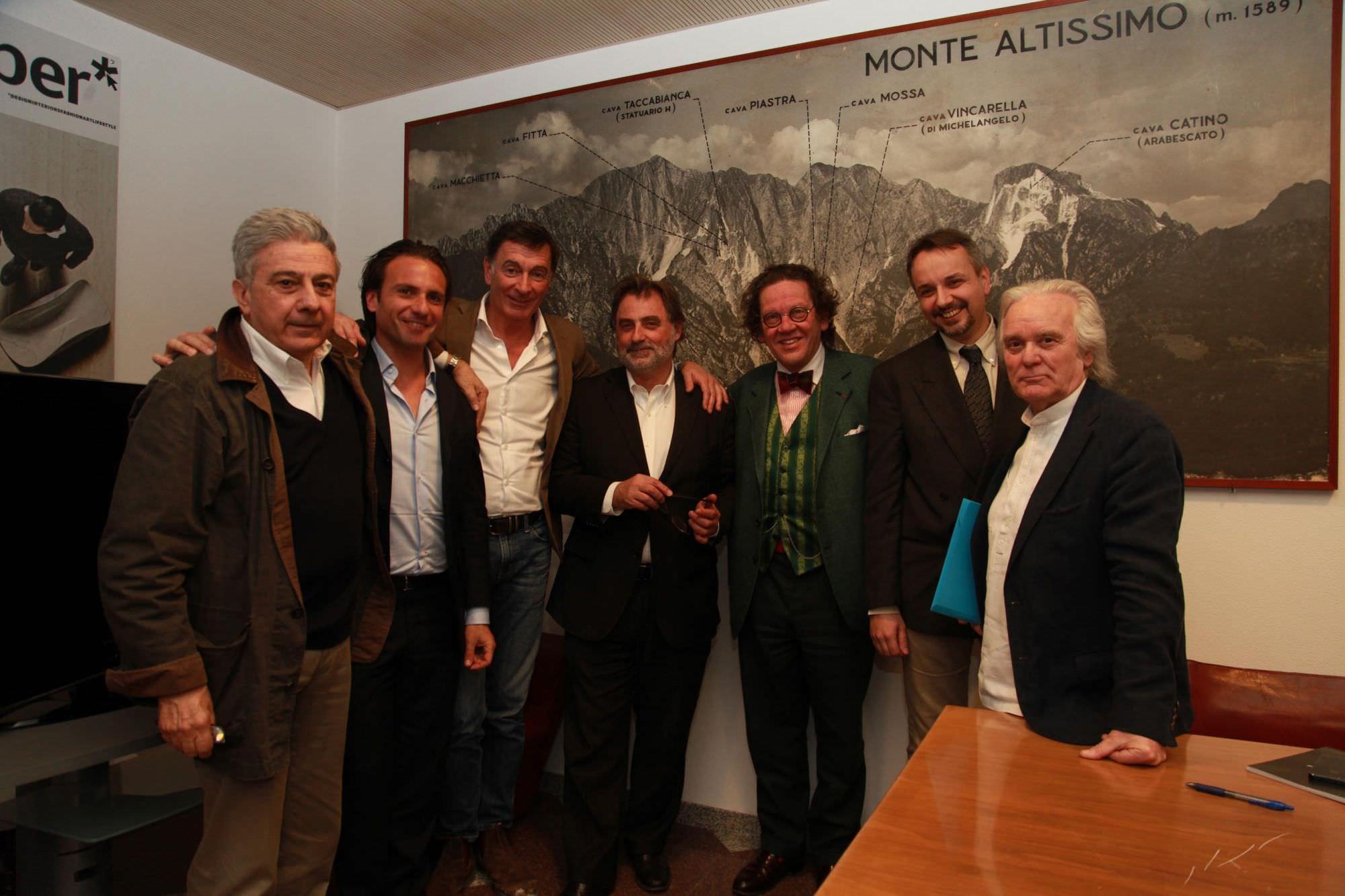 Al via la realizzazione delle opere per il secondo Premio Internazionale di Sultura Fondazione Henraux