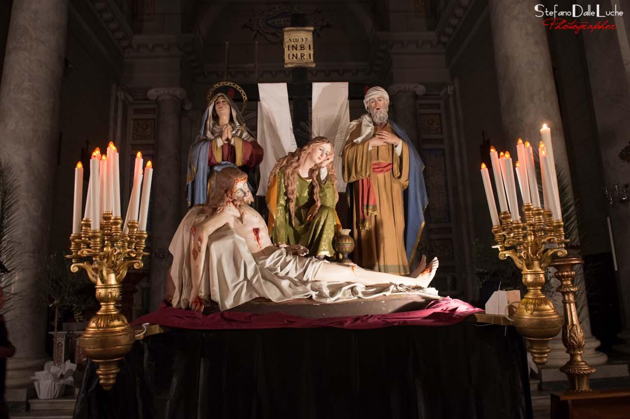 Processione del Gesù Morto: strade chiuse e divieti