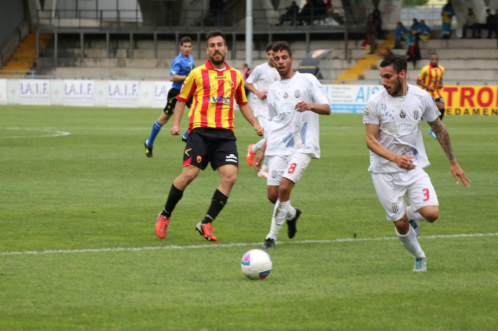 La sintesi di Benevento-Viareggio (video)