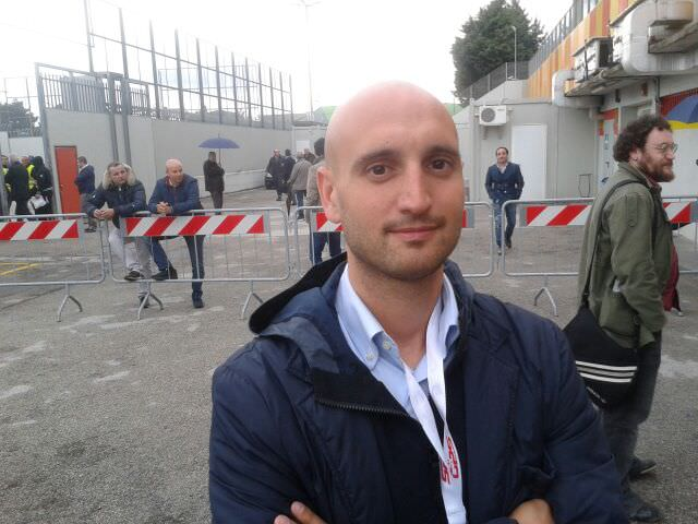 Tanti auguri a Sergio Carnesalini