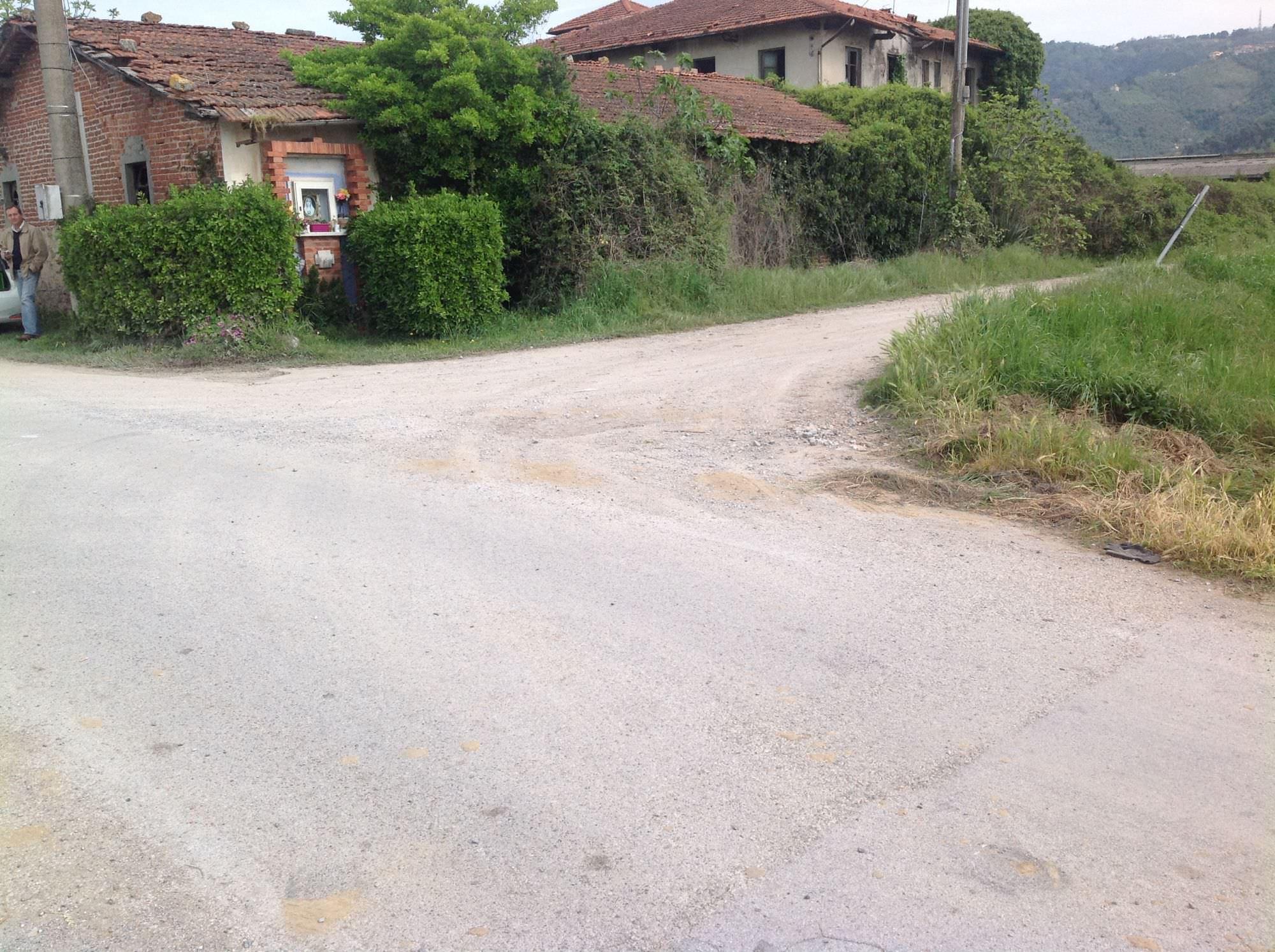 Incrocio via Calagrande-via della Pace più sicuro grazie alla collaborazione dei cittadini