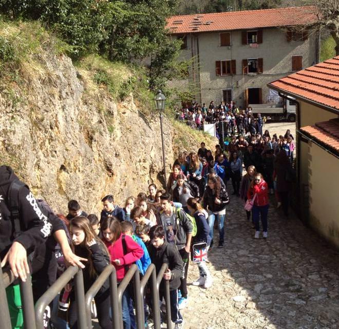 Forum Giovani a Sant'Anna di Stazzema. 1944-2014: un cammino lungo 70 anni