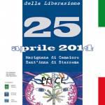 manifesto 25 aprile marignana